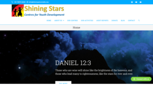 Shining Stars Centres for youth Development