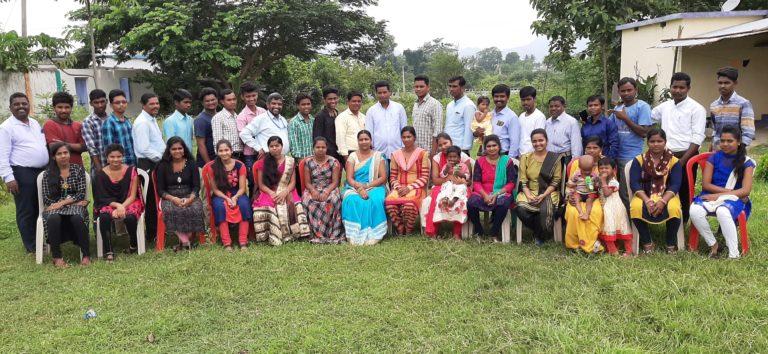 Shining Stars Sunday School Teachers Training