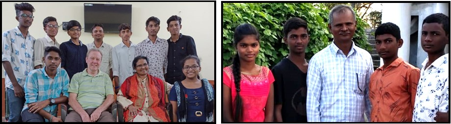 10th Class Nacharam Centre Children